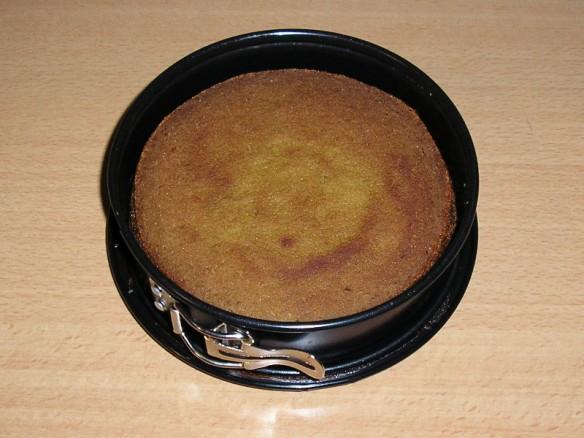 Pineapple Semolina Cake